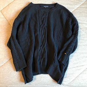 Tommy Hilfiger | Navy Cable Knit Sweater